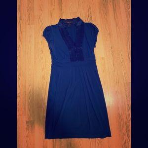 Cadet Blue BCBG Dress (Medium)